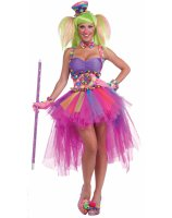 Tutu Lulu The Clown Adult Costume - One-Size (Standard)