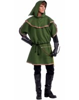 Sherwood Forest Archer Tunic Adult Costume