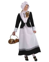 Pilgrim Lady Adult Costume - Standard