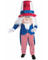 Parade Uncle Sam Adult Costume - One-Size