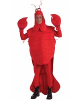 Mardi Gras Crawfish Adult Costume