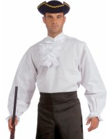 Colonial Shirt Adult Costume - Standard