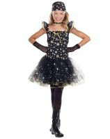 Cute as Gold Pirate Light-Up Child Costume
