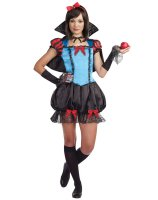 Gothic Fairytale Princess Teen Costume