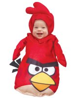 Angry Birds Red Bird Bunting Infant Costume