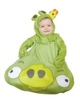 Angry Birds King Pig Bunting Infant Costume
