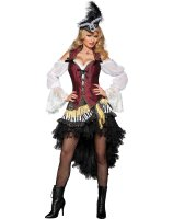 High Seas Treasure Adult Costume - X-Small