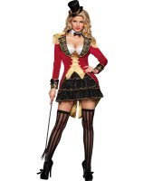 Big Top Tease Adult Costume - Small