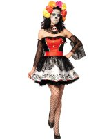 Sugar Skull Beauty Adult Costume
