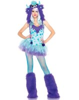 Polka Dotty Adult Costume - Small/Medium