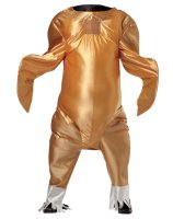 Cooked Turkey Adult Costume - One-Size (Standard)