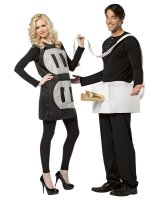 Plug and Socket Adult Costume - One-Size (Standard)
