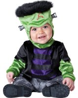 Monster-BOO Frankenstein Infant - Toddler Costume - 12-18 Months