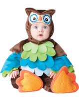 What A Hoot Owl Infant - Toddler Costume - 6-12 Months