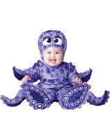 Tiny Tentacles Octopus Infant - Toddler Costume - 12-18 Months