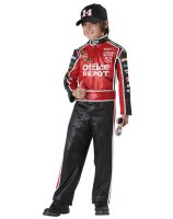 NASCAR Tony Stewart Child Costume - Large (10-12)