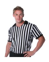 Referee Shirt Adult Costume - One-Size