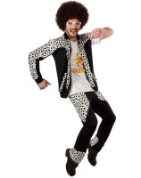 LMFAO Red Foo Adult Costume
