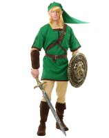 Elf Warrior Adult Costume - Medium