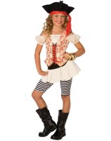 Swashbuckler Child Costume - 4-6 SM