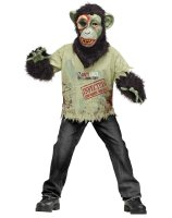 Zombie Chimp Child Costume - Large (12/14)
