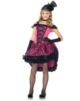 Cancan Girl Teen Costume