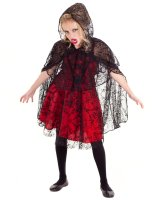 Mina the Vampire Child Costume - Small/Medium (6-8)