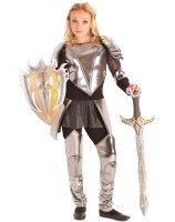 Warrior Snow Child Costume - Small/Medium (6-8)