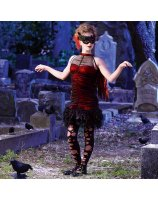 Raven Tween Costume - One-Size (14-16)