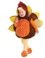Turkey Child Costume - 4-6