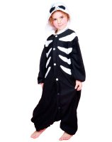 Skeleton Child Costume
