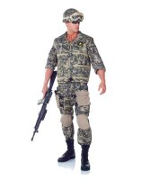 U.S. Army Ranger Deluxe Adult Plus Costume