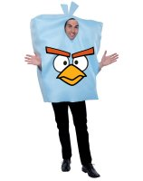 Angry Birds Space Ice Bird Adult Costume - One-Size