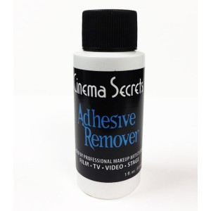 Makeup/ Adhesive /Spirit Gum Remover Oil 1 oz. - White / 1 oz.