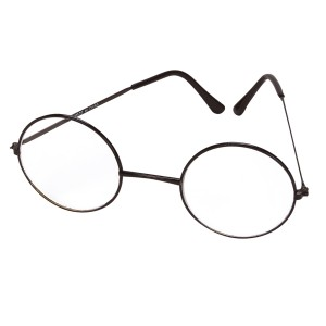 Harry Potter Deluxe Glasses - Black / One Size