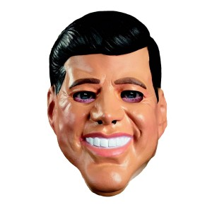 John F. Kennedy Mask - Tan / One Size