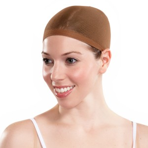 Wig Cap - Tan / One-Size