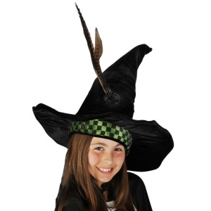 Harry Potter Professor McGonagall Deluxe Child Hat - Black / One Size