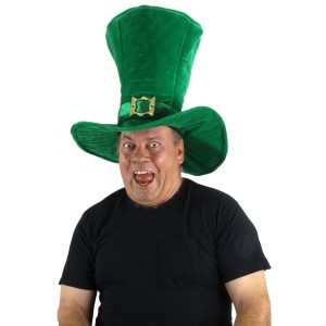 Giant Leprechaun Hat - Green / One-Size