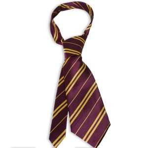 Harry Potter Gryffindor Economy Tie - Brown / One Size