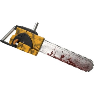 Chainsaw 27 Inch - Yellow / One Size
