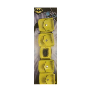 Batman Utility Belt - Yellow / One-Size