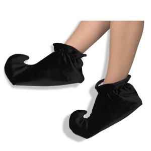 Jester Child Shoes - Black / One Size
