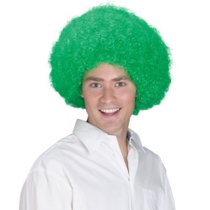 Irish Afro - Green / One-Size