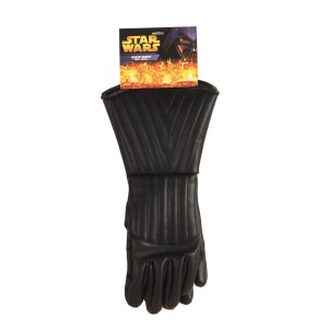 Star Wars Darth Vader Adult Gloves - Black / One Size