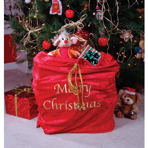 Santa Sack - Red / One Size