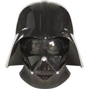 Star Wars Super Deluxe Darth Vader Mask - Black / One Size