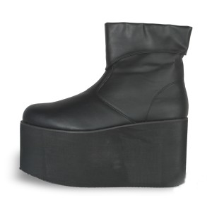 Monster Adult Boots - Black / X-Large (14)