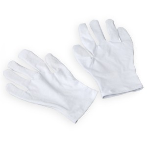 White Gloves Adult - White / One Size