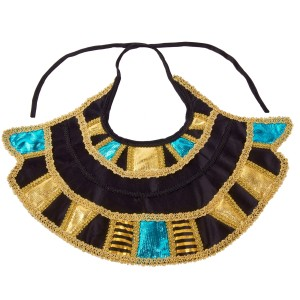 Egyptian Collar - Black / One Size
